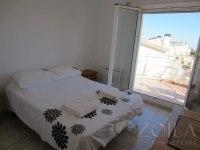 dormitorio principal  con terraza