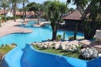 piscina y zonas comunitarias